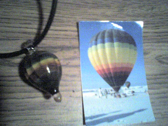 Hot Air Balloon Pendants